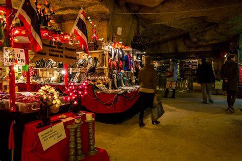 magical caves  valkenburg glittering christmas markets