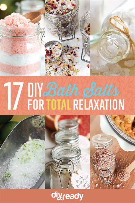 diy bath salts bath salt recipe diy tutorials