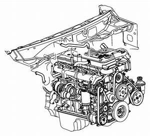 Dodge Ram 2500 Hose  Return  Supply  Heater