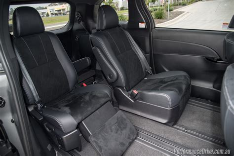 toyota reclining seats for 2016 toyota tarago v6 ultima review performancedrive