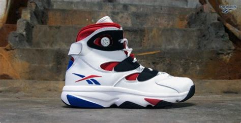 Top 10 Reebok Shaq Attaq Colorways Kicksonfire Com Reebok Shaq Attaq Iv White Blue Coming Soon