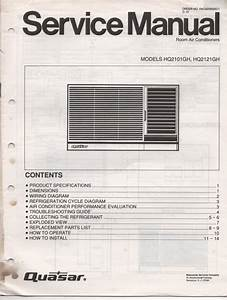 Instruction Manual For Panasonic Air Conditioner