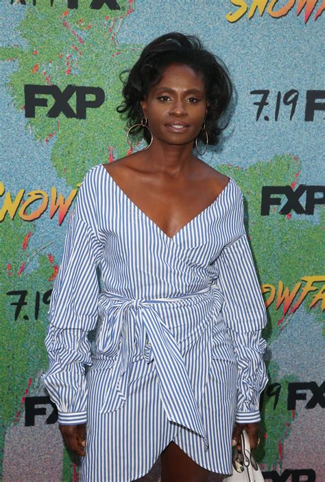 Adina Porter Blindspotting Premiere New York