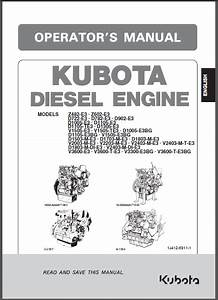 Kubota Z482 E3 Operators Service Repair Manual