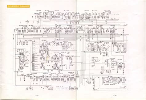 Royce Owners Manual Schematic Diagram