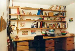 Etagere Pour Bureau : s bureaux agencement rangement jac samson ~ Teatrodelosmanantiales.com Idées de Décoration