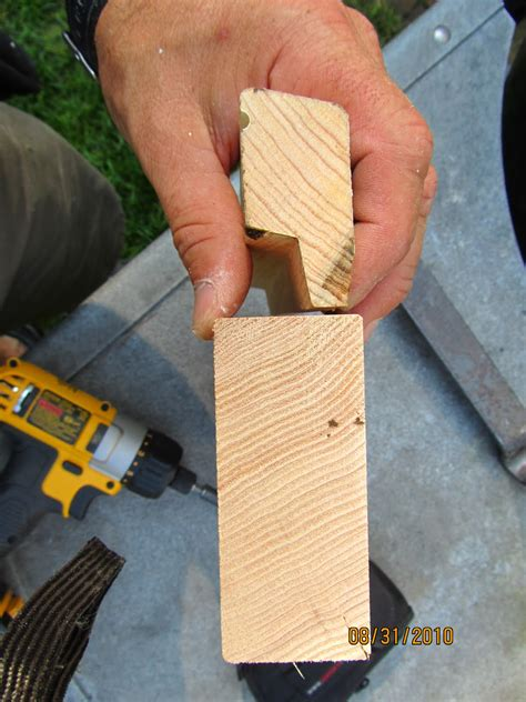 Replace Exterior Window Sill Nose by Replacing A Window Sill A Concord Carpenter