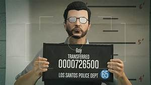 Grand Theft Auto V GTA 5 How To Transfer Characters In