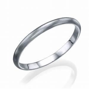 2mm Matte Men39s Wedding Band Ring In Solid 950 Platinum
