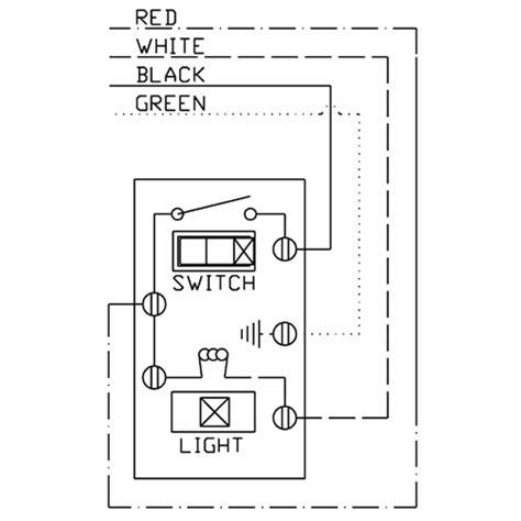 light switch single pole with pilot light