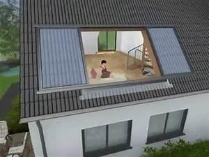 Dachgaube Kosten Pro Meter : dachschiebefenster lideko roof sliding window youtube ~ Watch28wear.com Haus und Dekorationen