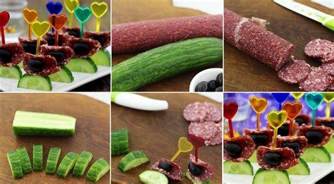 Kanapē ar gurķiem - Laiki mainās! | Vegetables, Food ...
