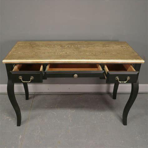 meuble bureau noir bureau baroque noir et or meuble baroque