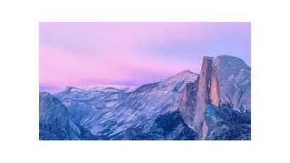 Yosemite Wallpapers Os Iphone Mac Pink Mountain