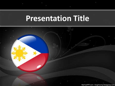 philippines powerpoint template