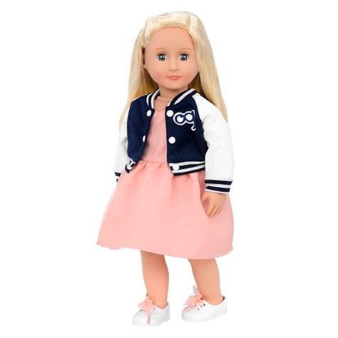 Our Generation Regular Retro Doll (blonde) Target