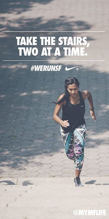 stairs    time nike women fitness