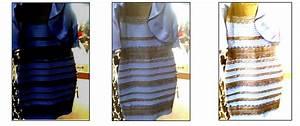 de quelle couleur est cette robe la question qui affole With la robe qui change de couleur