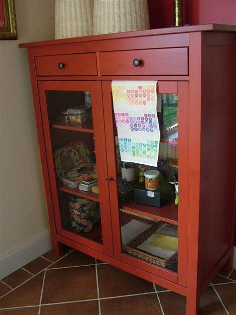 ikea hemnes linen cabinet hemnes red linen cabinet linen cabinets pinterest