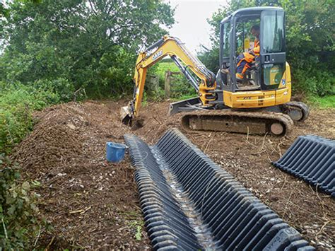 Welcome To Smart Ditch Uk New Case Study, Highways Drainage In Devon  Welcome To Smart Ditch Uk
