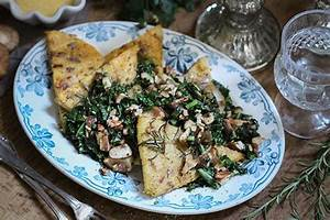 Shiitake Pilze Braten : rosmarin nuss polenta mit shiitake schwarzkohl rezept perfect food ~ Watch28wear.com Haus und Dekorationen