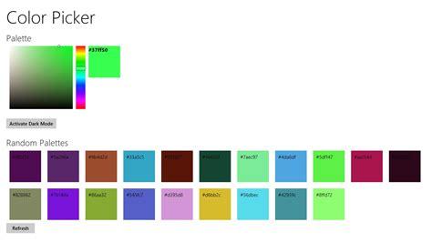 color picker  windows