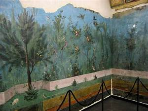 Inspiration: The decorative Wall Paintings of Casa di Livia