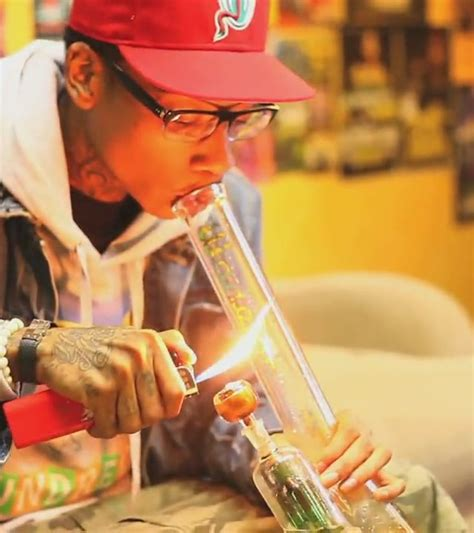 wiz khalifa smoking wallpaper  wallpapersafari