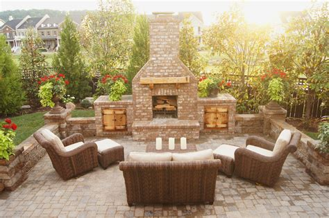 outdoor brick fireplace ideas brick outdoor fireplaces fireplaces