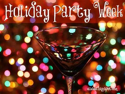 Party Holiday Week Flashback Eyes Silver Golden