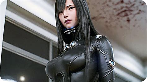 Anime Film Science Fiction Gantz O Trailer 2017 Animated Science Fiction Movie