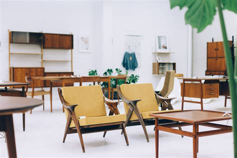 nome furniture  vintage design gallery