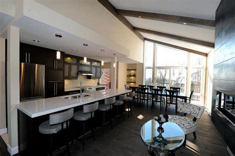 cuisine salon aire ouverte décoration salon salle manger aire ouverte