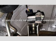 M3 & M4 Exhaust Valve Mod How To F80 F82 F83 Free Mods