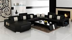 Meuble D Angle Chambre : meuble d angle chambre 10 canap233 dangle panoramique miami en cuir design survl com ~ Teatrodelosmanantiales.com Idées de Décoration