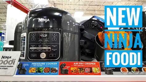 cooker ninja pressure foodi fryer air combination