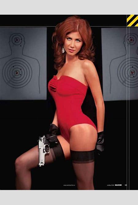 Anna Chapman hot Russian Spy in Maxim Magazine | | Your ...