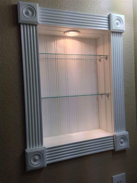 Medicine Cabinet Lighting Ideas - best 25 medicine cabinet redo ideas on