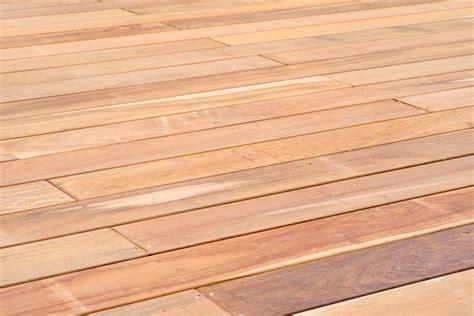 terrassendiele ipe hartholz    mm glatt bodendiele