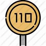 Icon Limit Speed Premium Icons
