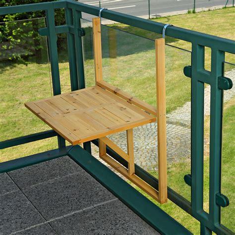 Wandtisch Klappbar Holz holz balkontisch klapptisch h 228 ngetisch gartentisch