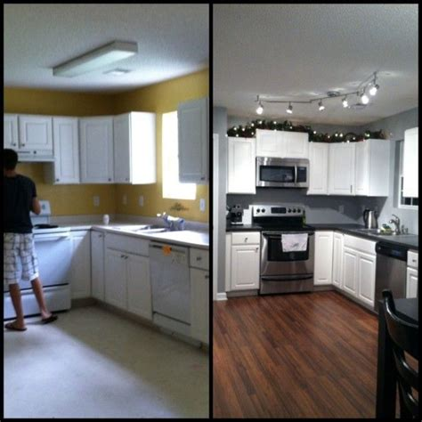 small kitchen remodel    http
