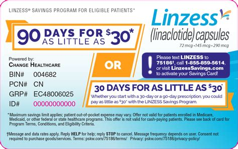 saving  linzess linzesscom