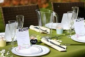 Dcoration De Mariage En Pastel Blog De La Table