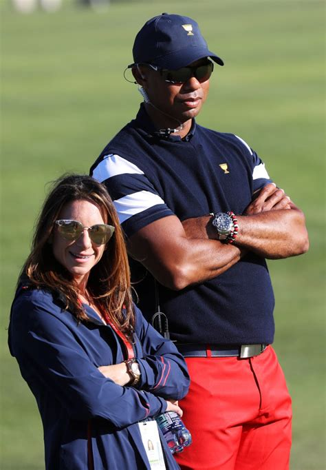 Tiger Woods Was Spotted With A New Lady At The Presidents ...