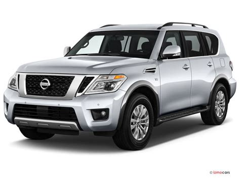 Nissan Armada Prices, Reviews And Pictures