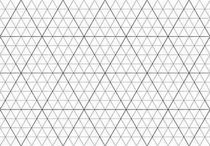 Triangle pattern V2 by black-light-studio on DeviantArt