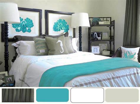 turquoise decorating ideas grey  turquoise bedroom