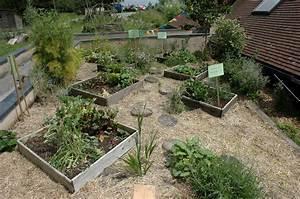 Cloturer Son Jardin Pas Cher : quelques id es pour am nager son jardin au naturel zuydcoote ~ Melissatoandfro.com Idées de Décoration