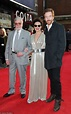 Damian Lewis and wife Helen McCrory on the red carpet for A Little Chaos London premiere | Daily Mail Online